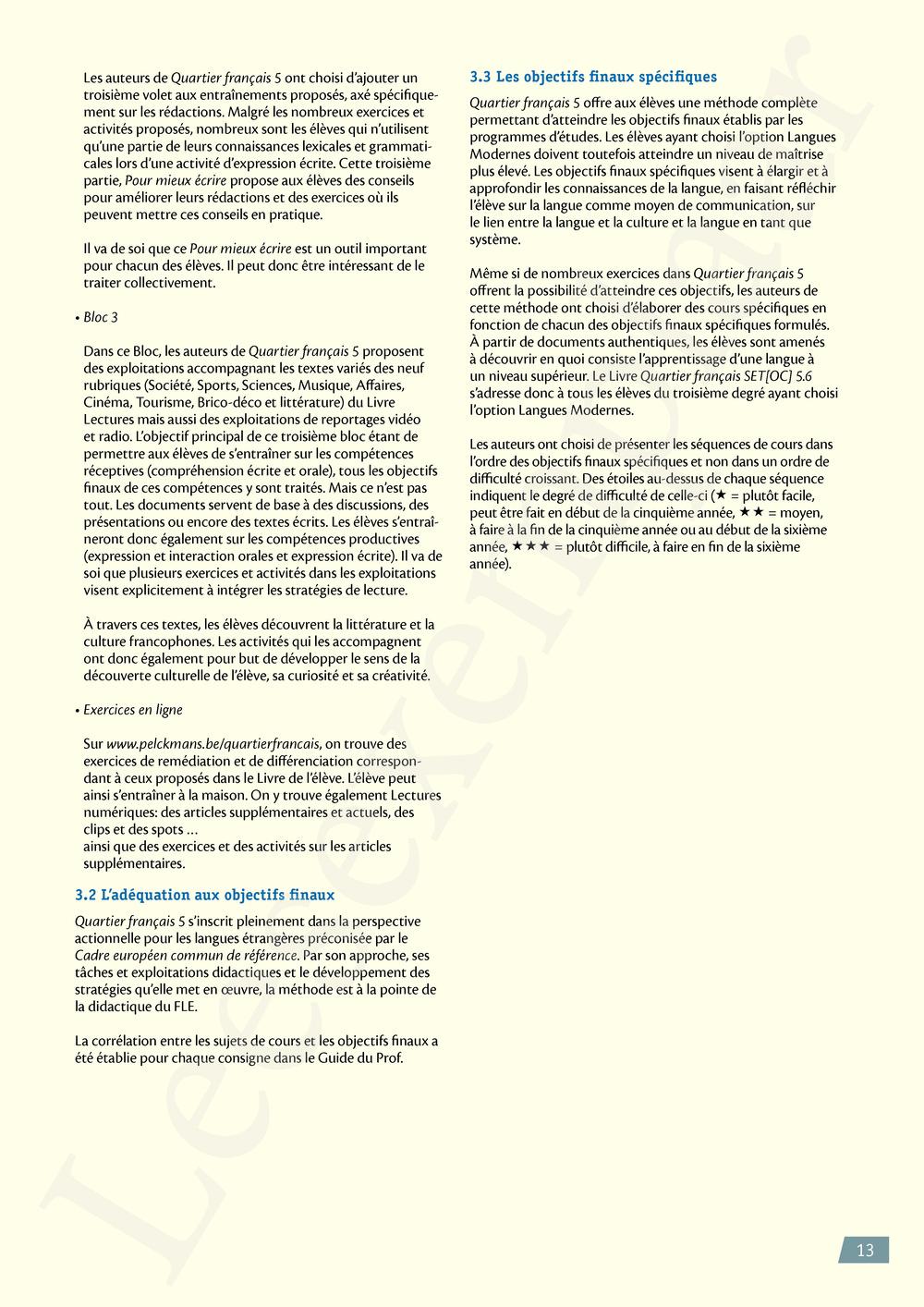 Preview: Quartier français 5 / 5/6 SET(OC) Handleiding