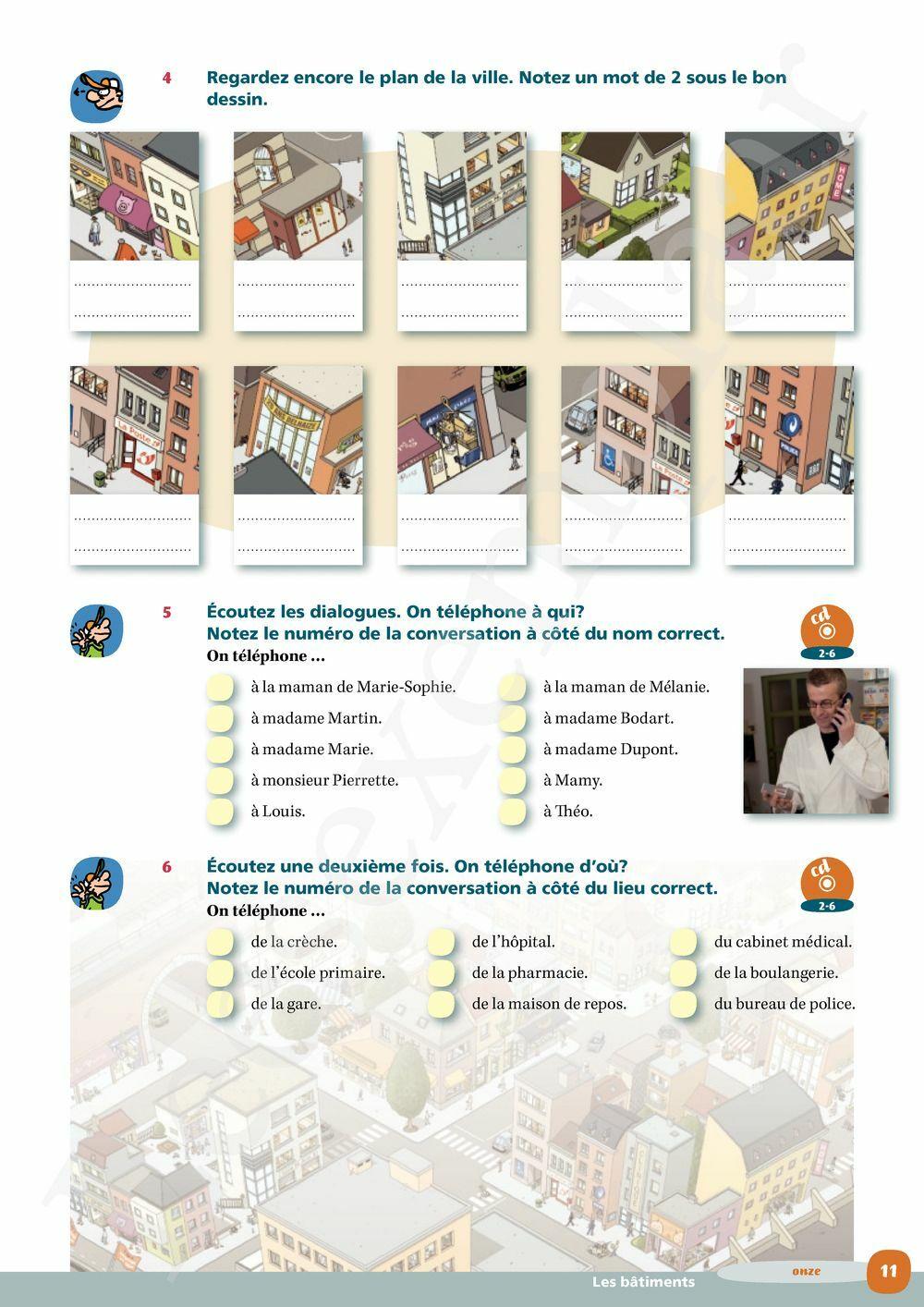 Preview: Profils Soins & Services aux personnes Vaktaalleerwerkboek
