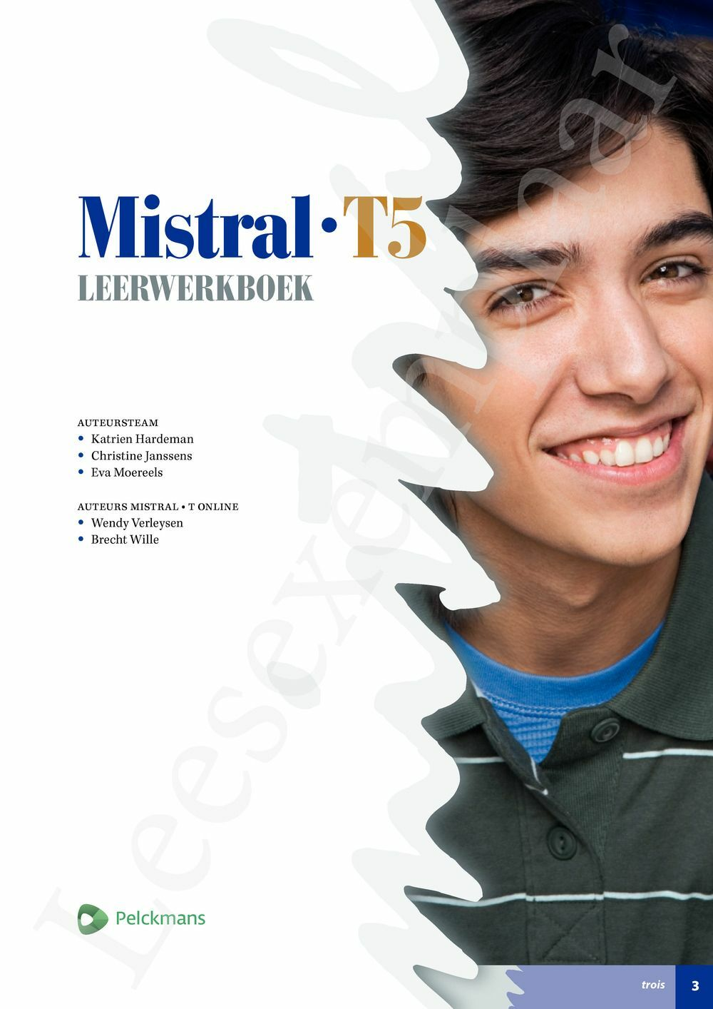 Preview: Mistral T5 Leerwerkboek