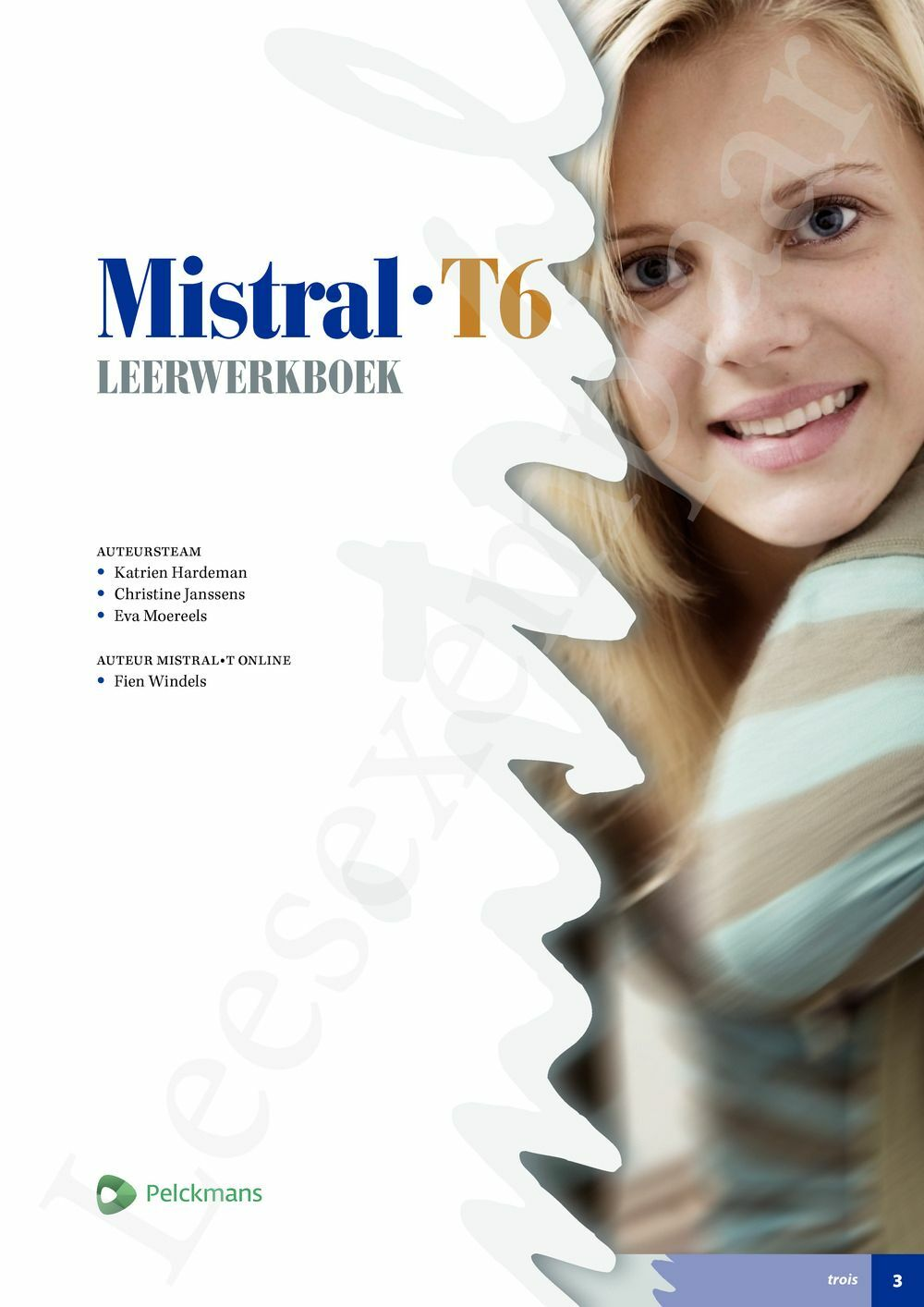 Preview: Mistral T6 leerwerkboek
