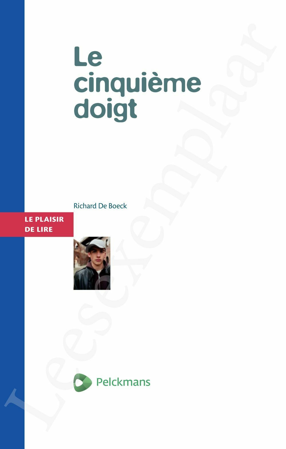 Preview: Le cinquième doigt (incl. audio-cd)