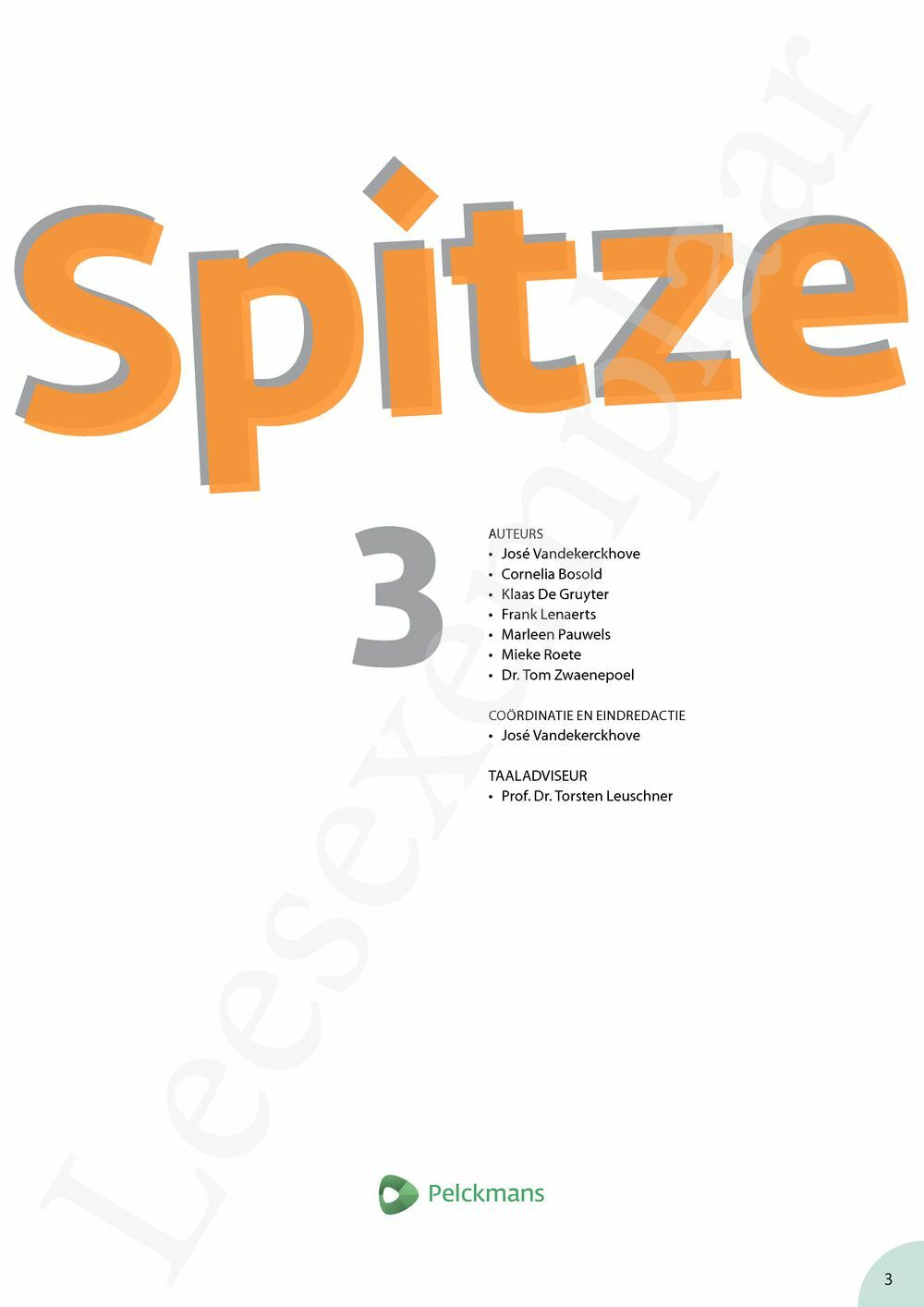 Preview: Spitze 3