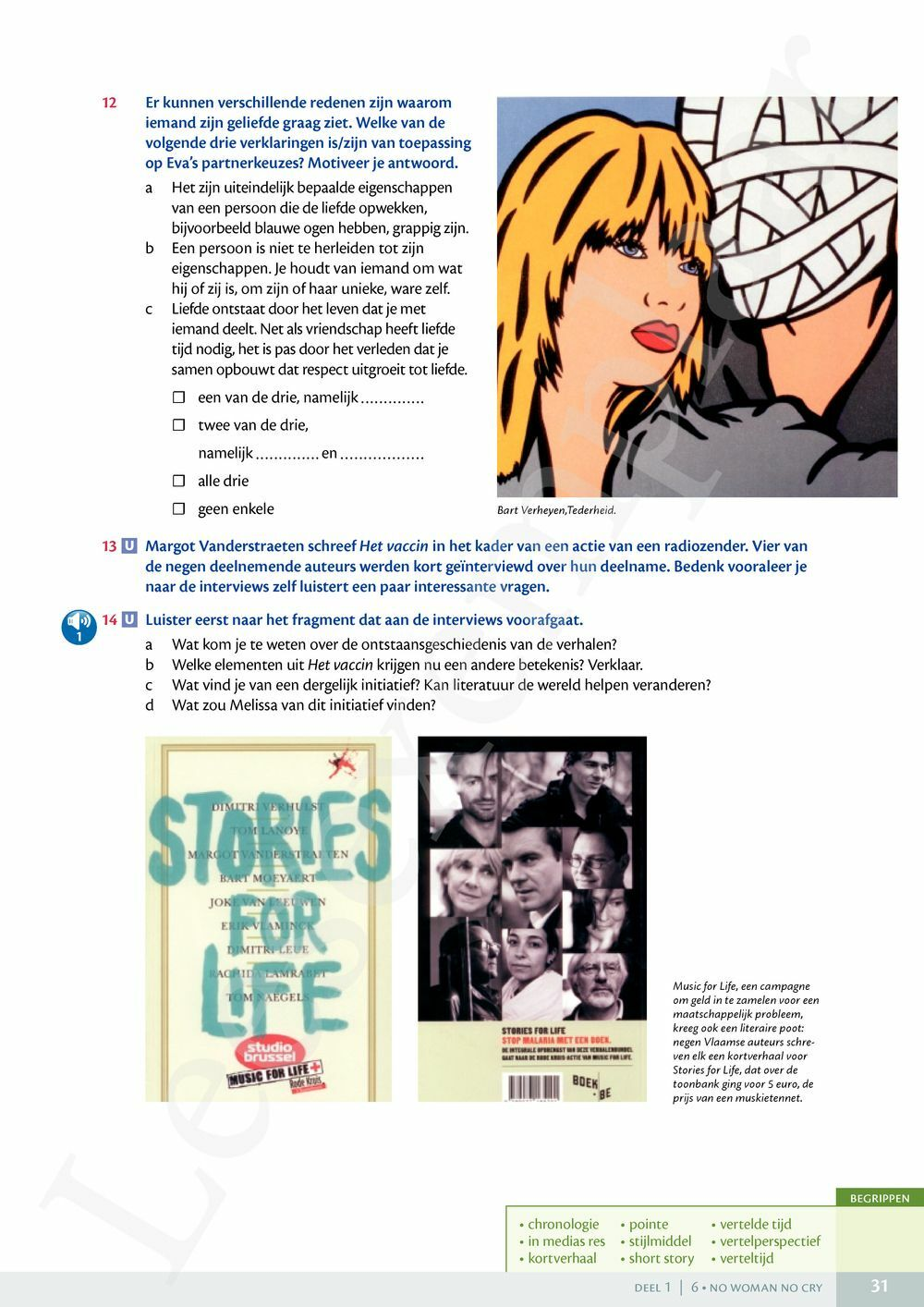 Preview: Frappant Nederlands 5 aso studieboek