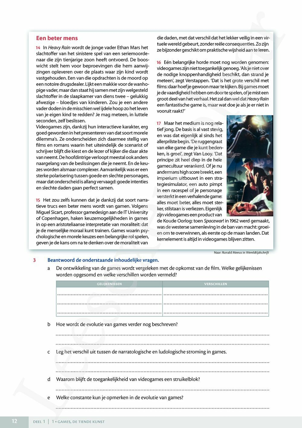 Preview: Frappant Nederlands 6 aso studieboek