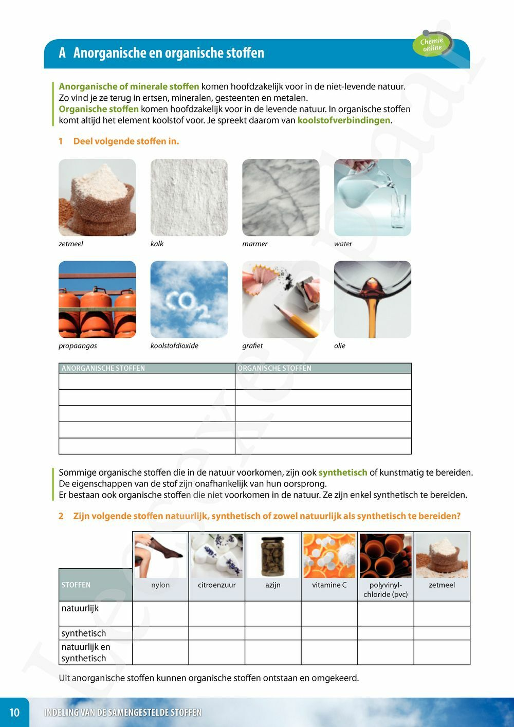 Preview: Chemie Xpert 4.2 Leerwerkboek