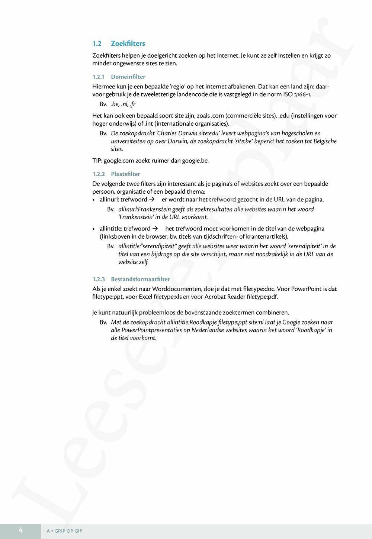 Preview: Frappant Nederlands T6 Leerwerkboek 2/3-uur