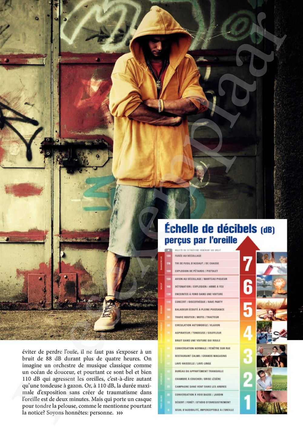Preview: Quartier français 5 Lectures