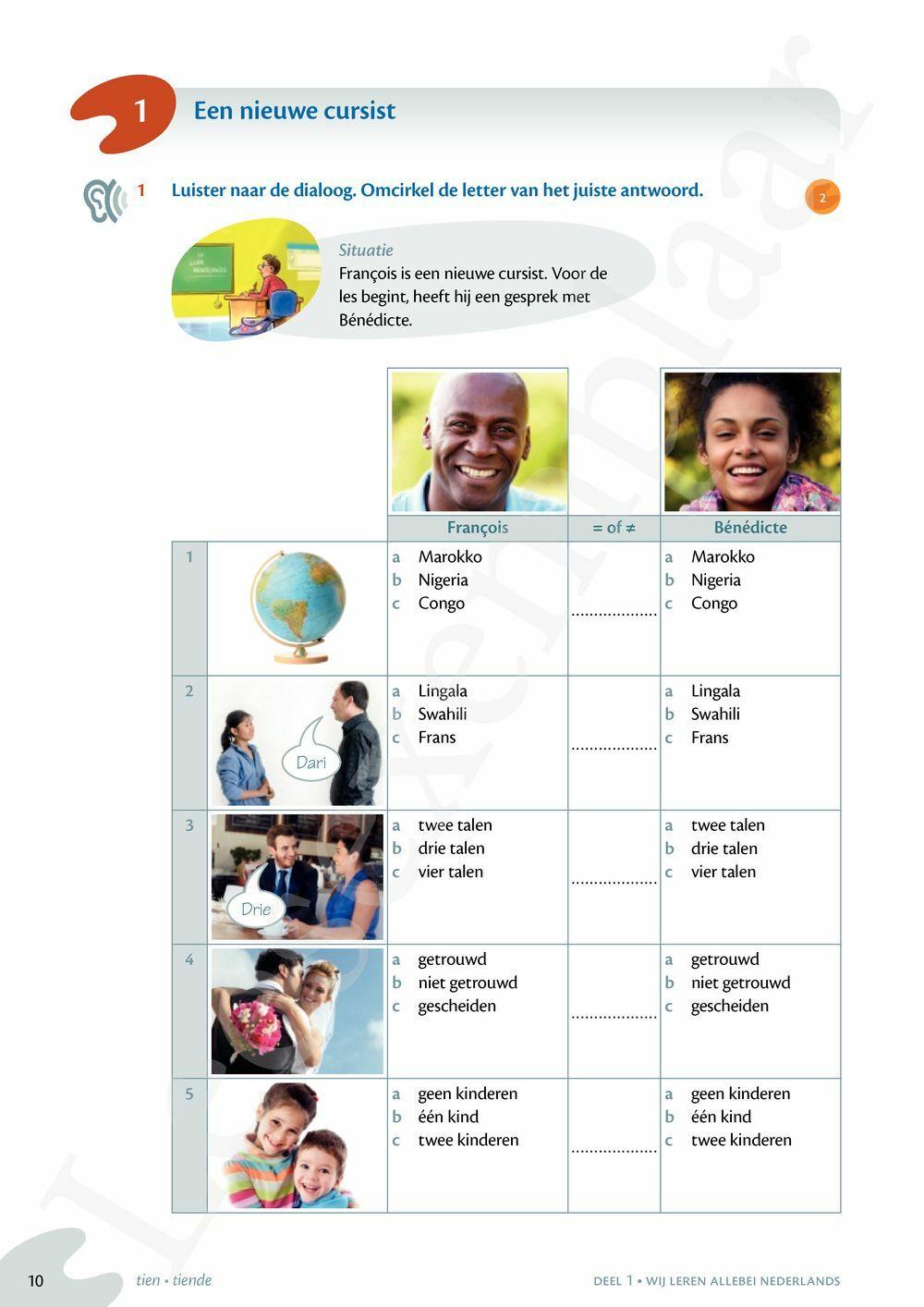 Preview: Zo gezegd 2.2 Threshold 2 mondeling publiek: Leerwerkboek en cd voor de cursist