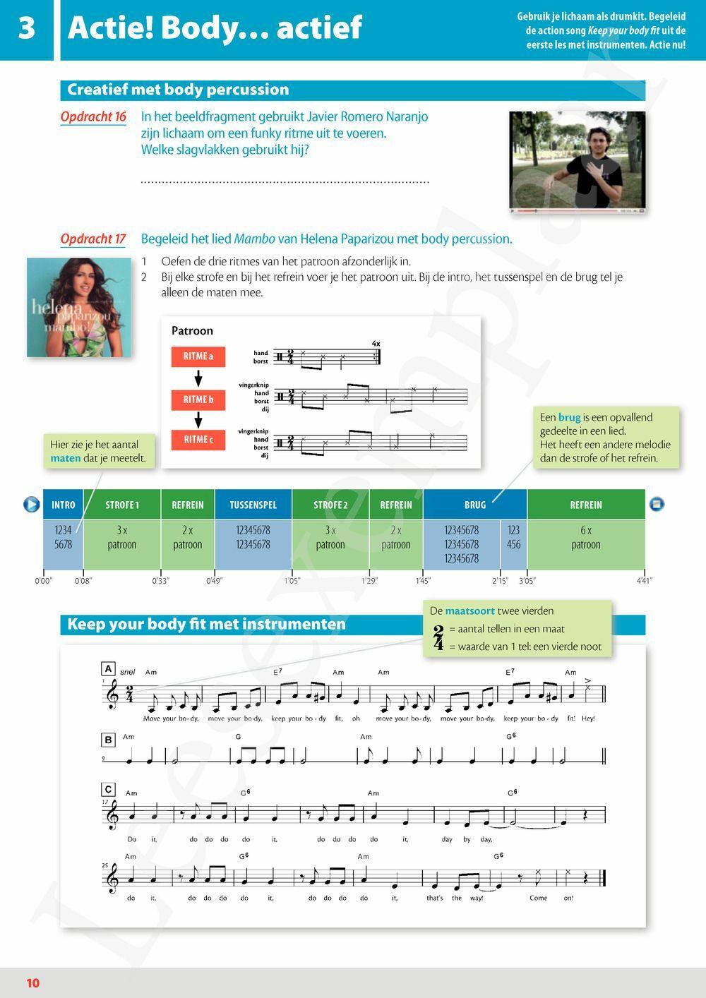 Preview: Boost! 1 Leerwerkboek (editie 2016)