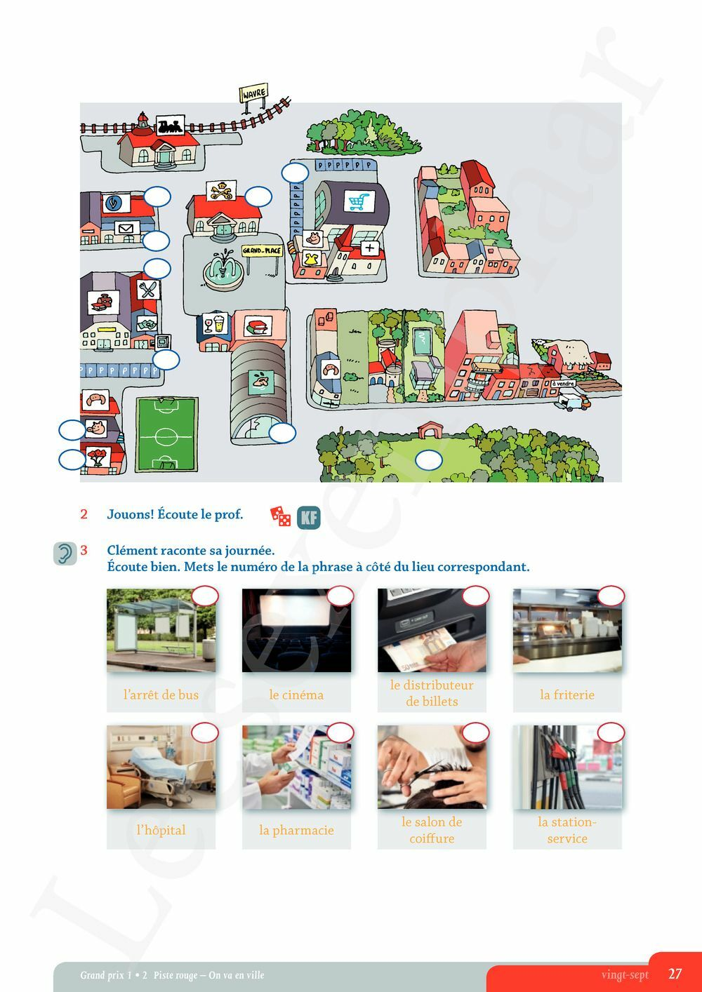 Preview: Quartier couleurs 4 leerwerkboek