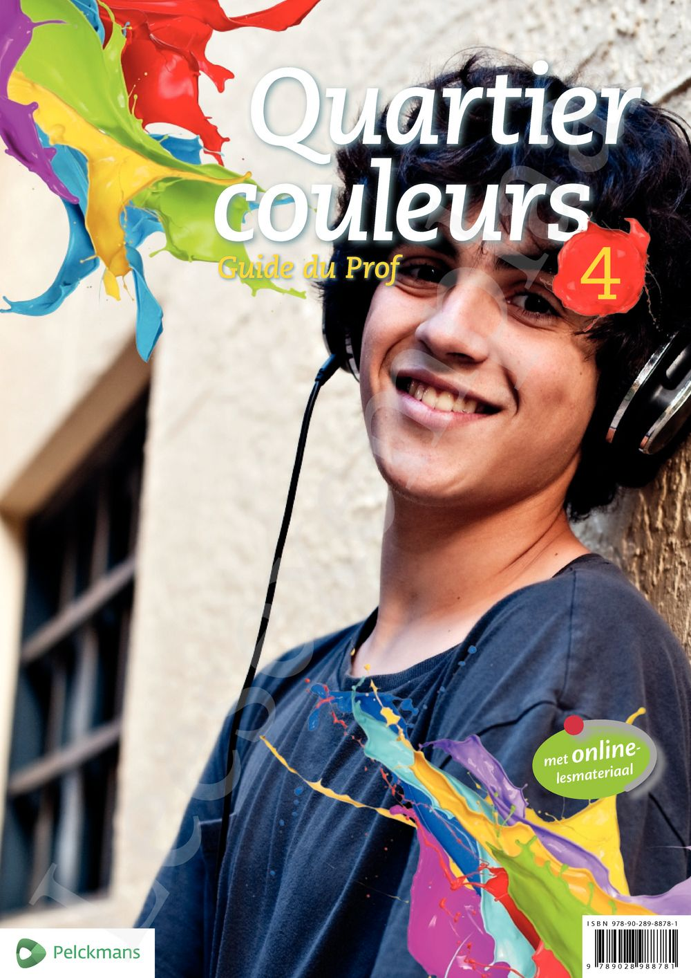 Preview: Quartier couleurs 4 Handleiding