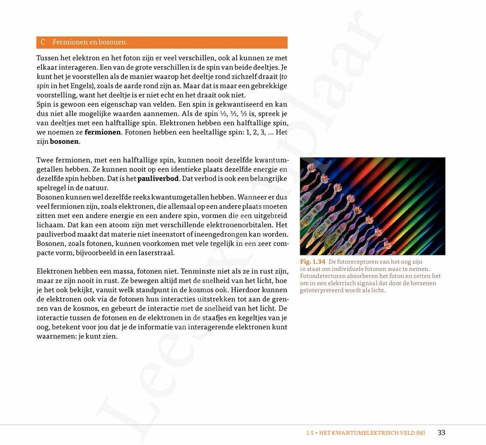 Preview: Fysica Vandaag 5.2 Leerboek