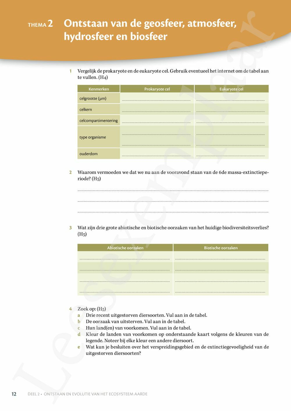 Preview: Zenit T5/6 tso-kso Verwerkingsboek (incl. onlinemateriaal) (editie 2017)