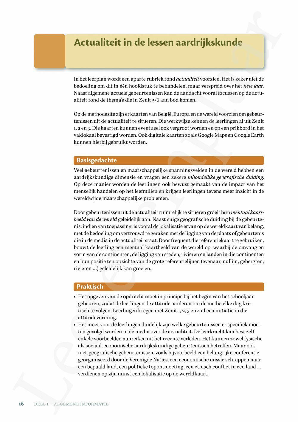 Preview: Zenit 5/6 - T5/6 Handleiding (incl onlinemateriaal) (editie 2017)