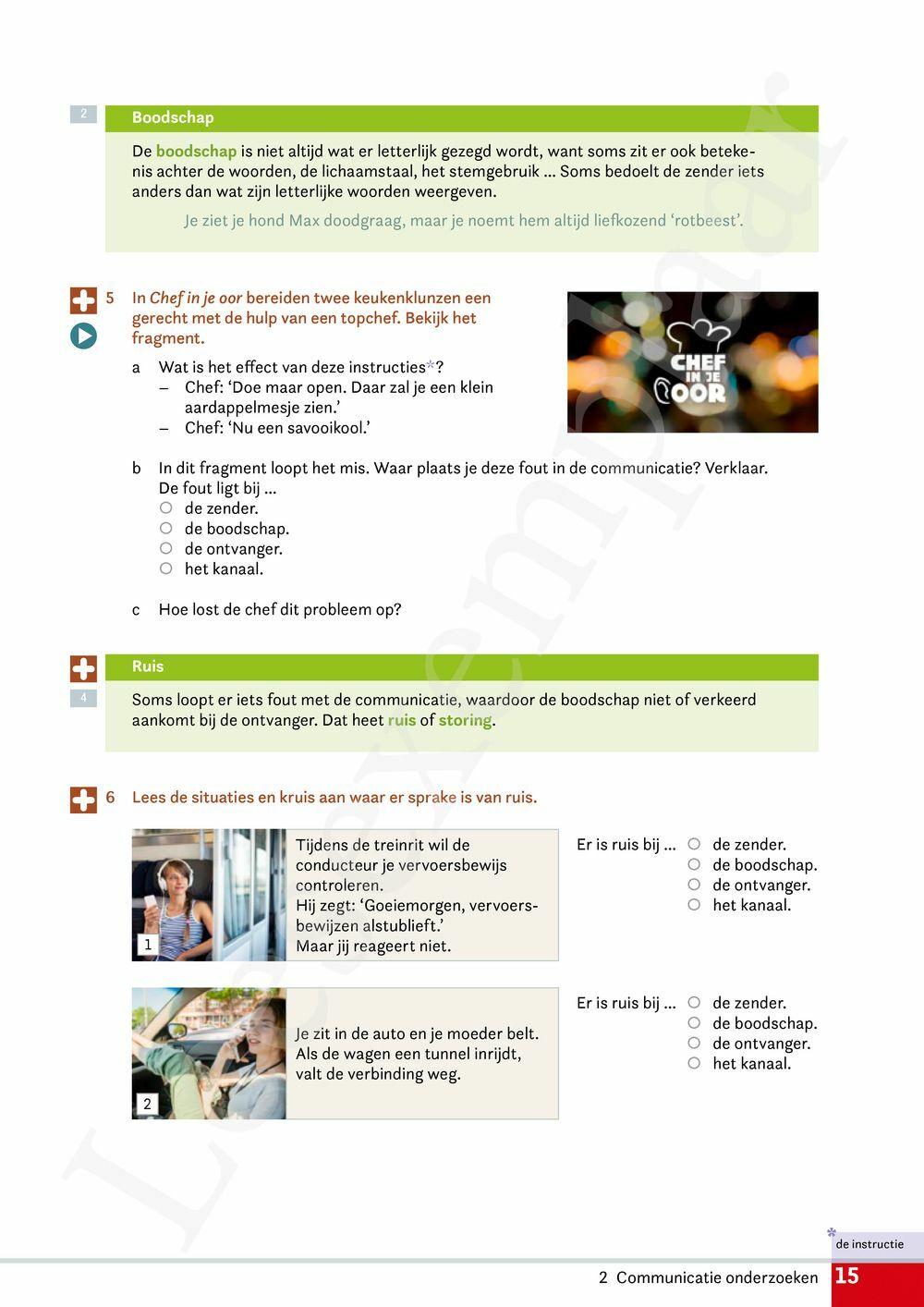 Preview: Campus Nederlands 1 werkboek (inclusief Pelckmans Portaal)