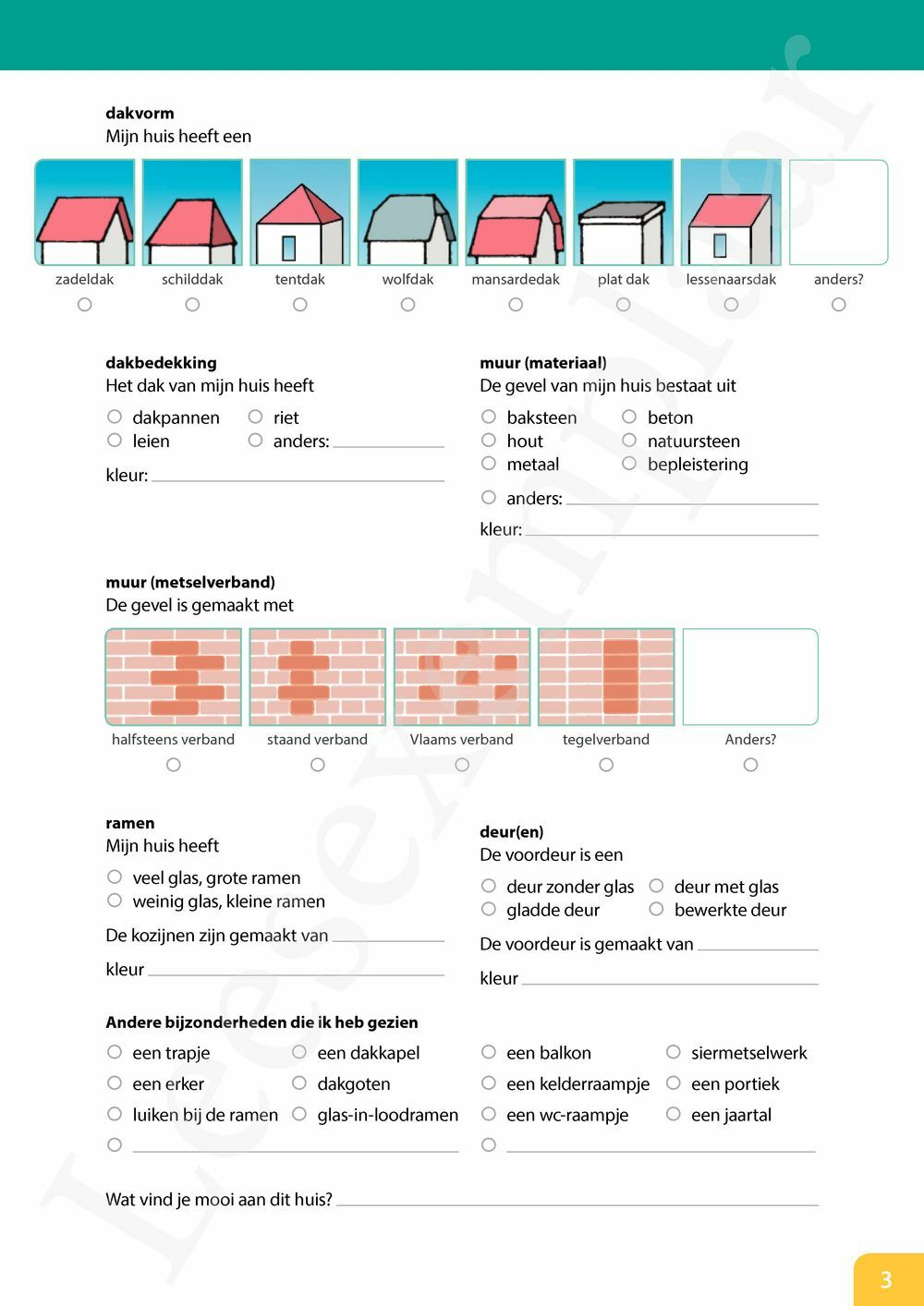 Preview: Mikado 3 Thema Huizen in de straat (editie 2018)