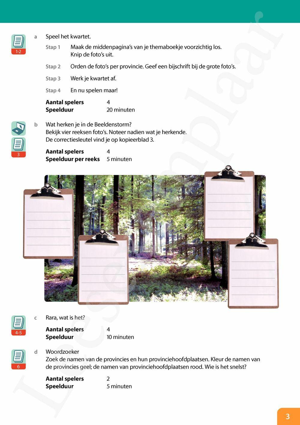 Preview: Mikado 4 Thema Een andere kijk op België (editie 2018)