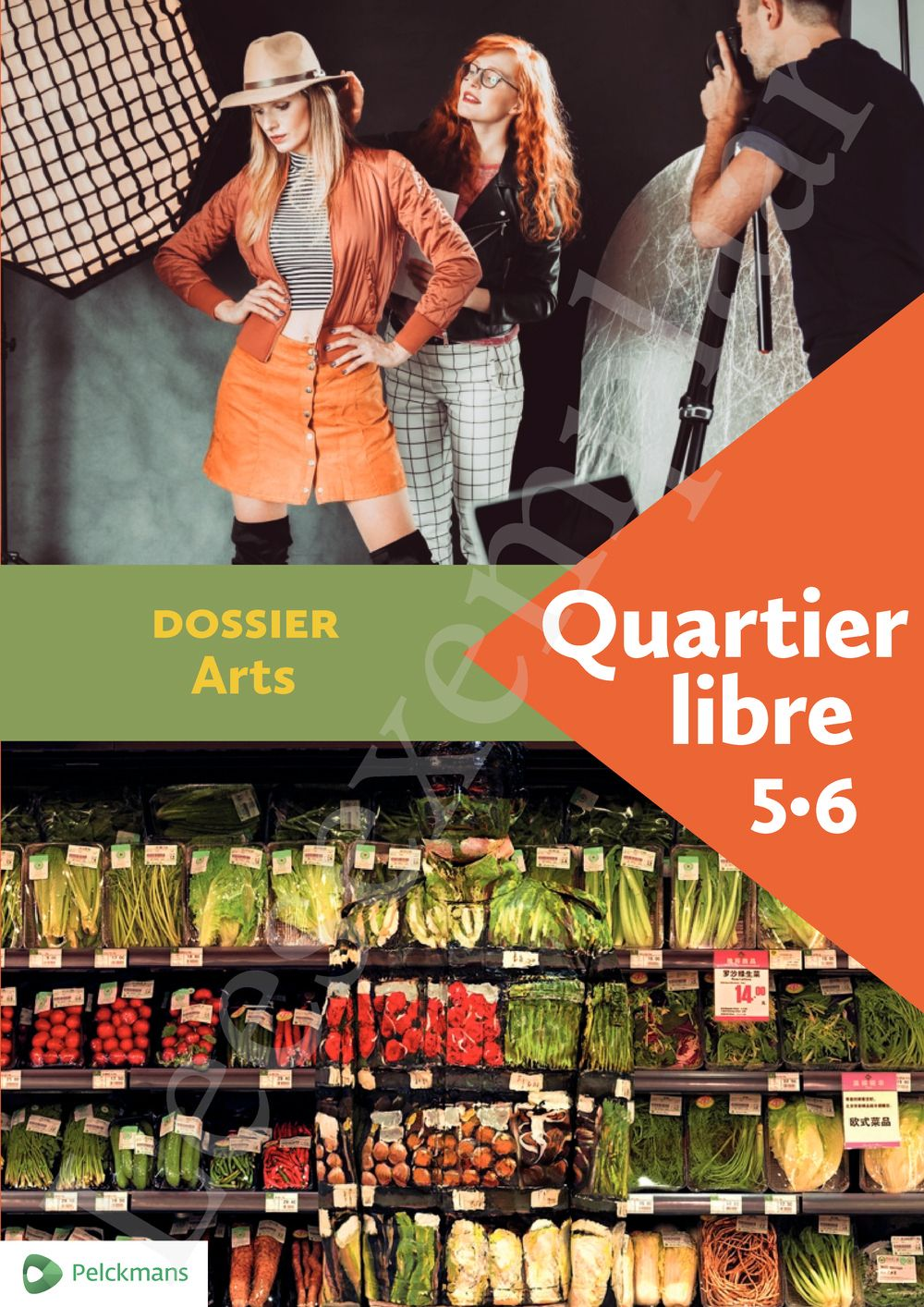 Preview: Quartier libre 5 / 6 Dossier Arts