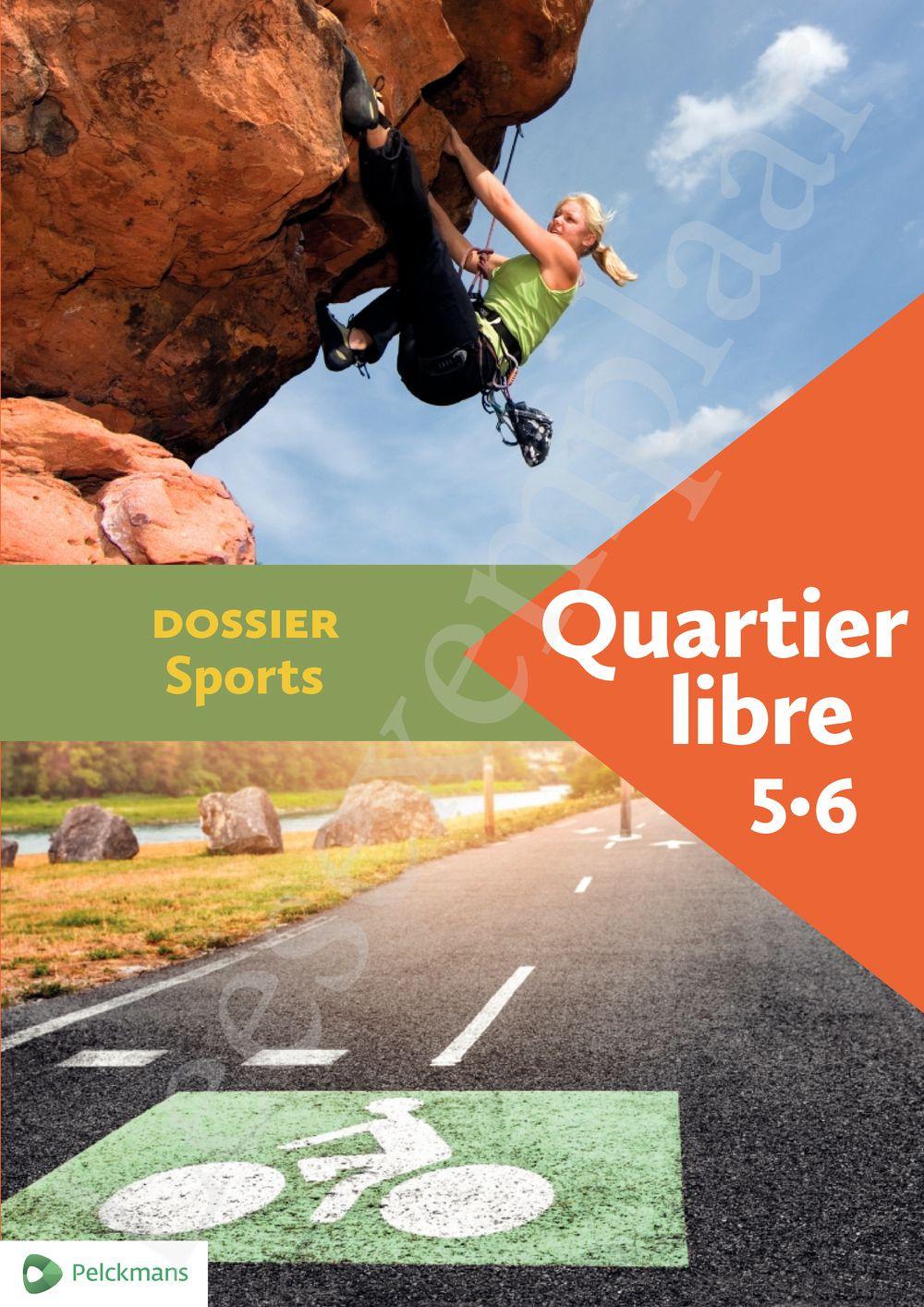Preview: Quartier libre 5 / 6 Dossier Sports
