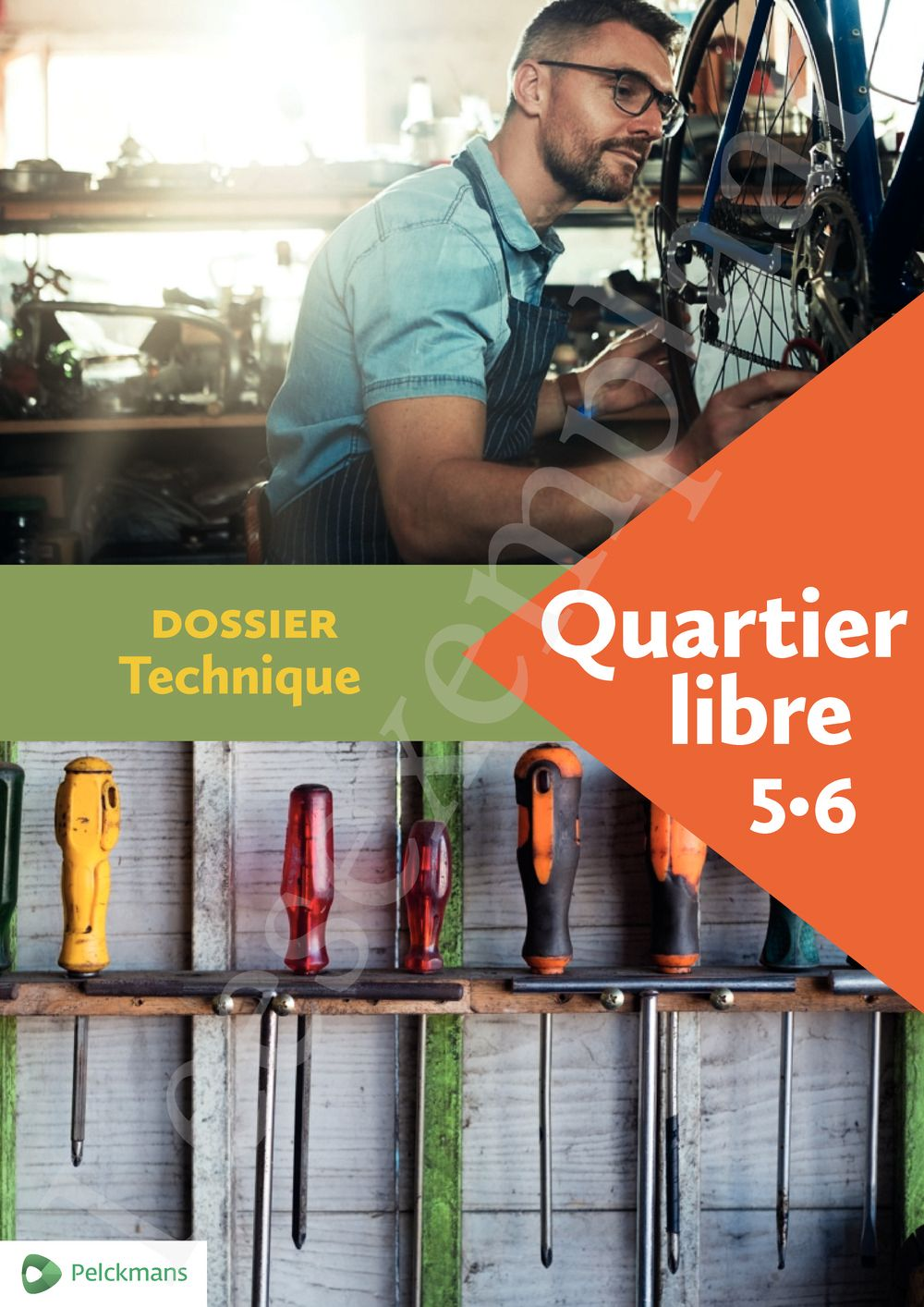 Preview: Quartier libre 5 / 6 Dossier Technique