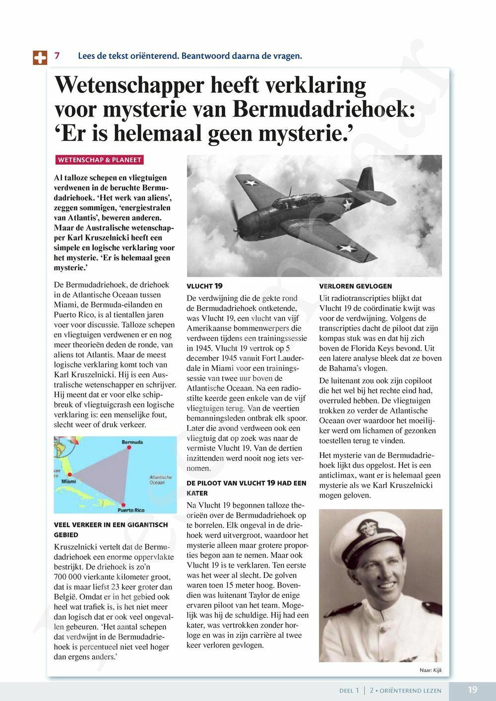 Preview: Frappant Nederlands 1 leerwerkboek (editie 2019)