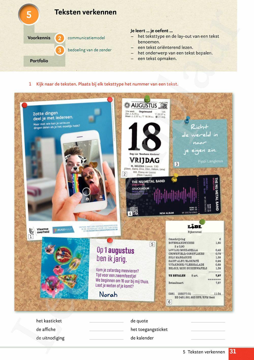 Preview: Campus Nederlands 1 leerwerkboek plus (incl. Pelckmans Portaal)