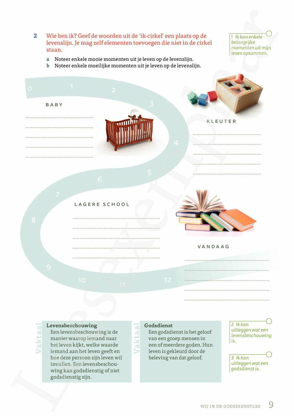 Preview: Animo 1 leerwerkboek (actualisatie leerplan) (inclusief Pelckmans Portaal)
