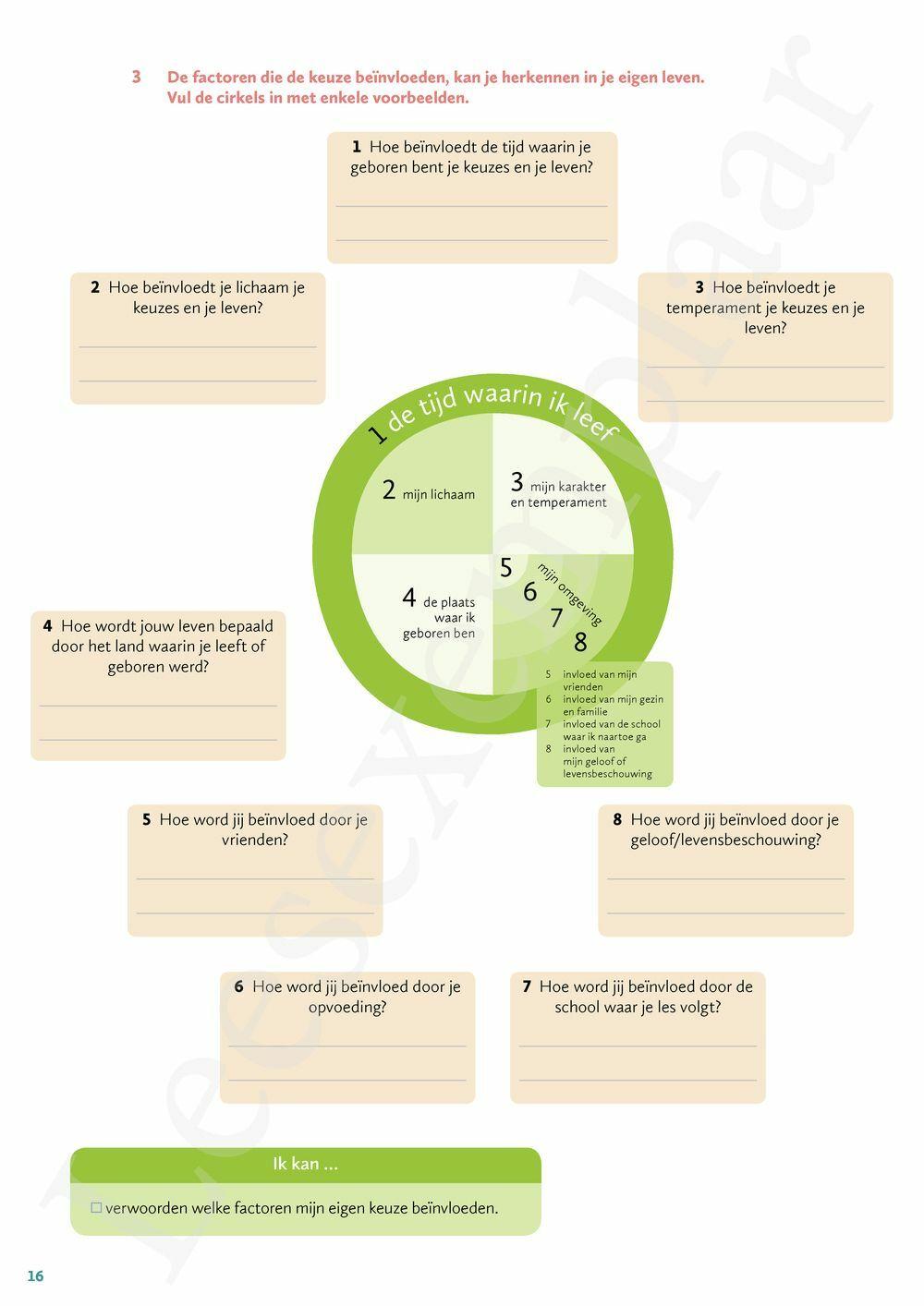 Preview: Facet 5 leerwerkboek (actualisatie leerplan) (inclusief Pelckmans Portaal)