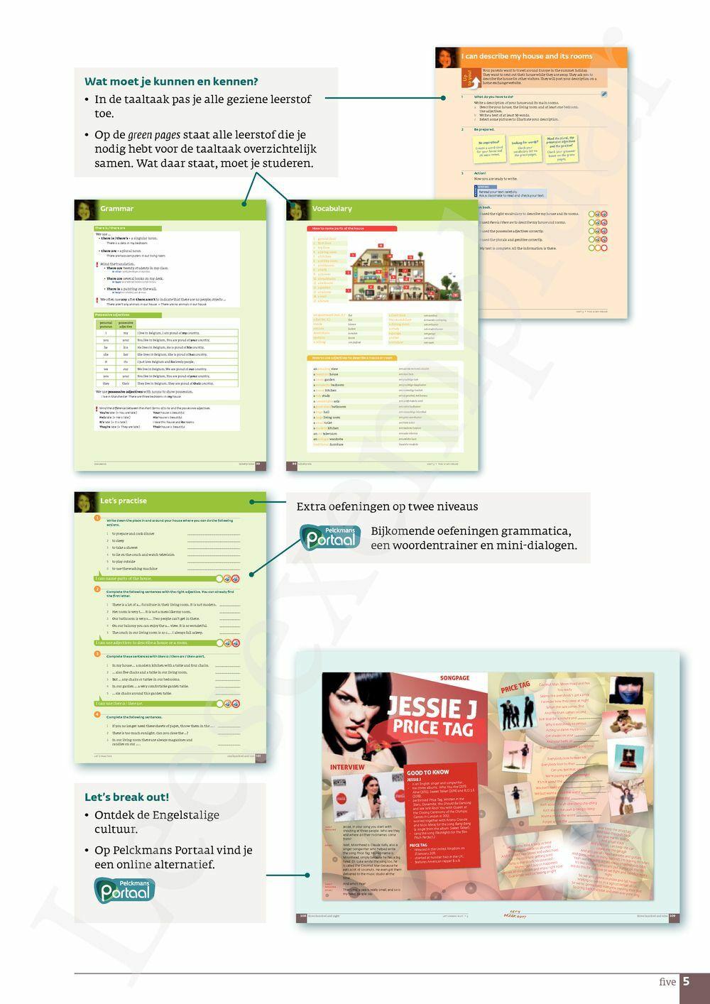 Preview: Ace 1 leerwerkboek (editie 2020) (inclusief Pelckmans Portaal)