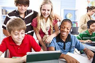 Digitaal materiaal secundair onderwijs