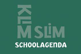 KlimSlim Schoolagenda