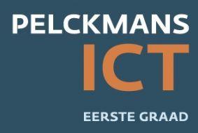 ICT eerste graad