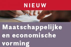 Maatschappelijke en economische vorming