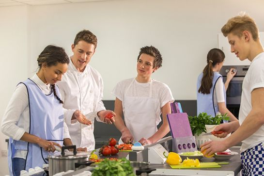Koken & huishoudkunde