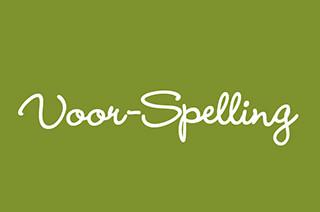 Voor-Spelling