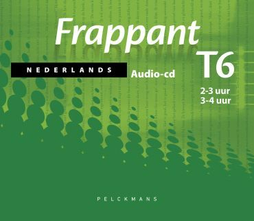 Frappant Nederlands T6 audio-cd