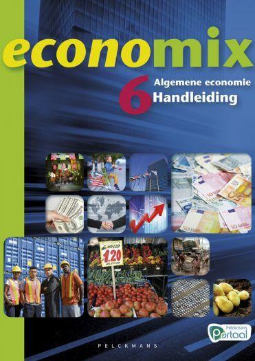 Economix 6 Algemene economie Handleiding