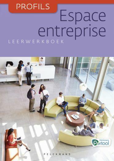 Profils Espace entreprise leerwerkboek