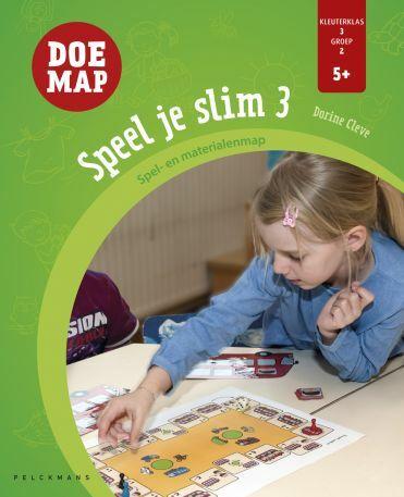 Speel je slim 3. Educatieve map voor kleuters