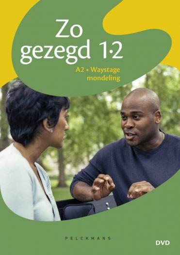 Zo gezegd 1.2 Waystage mondeling Dvd