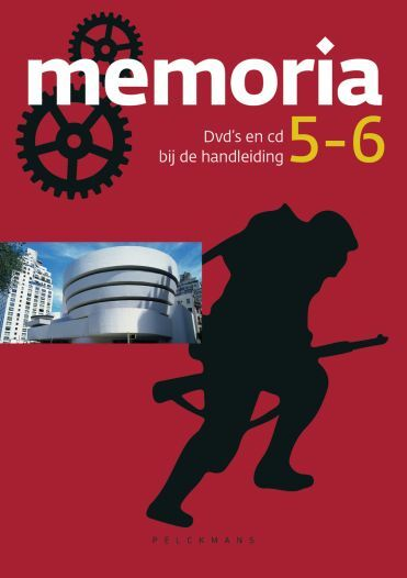 Memoria 5/6 dvd-rom