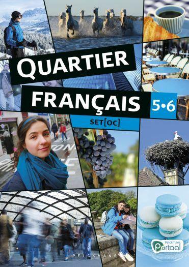 Quartier français 5/6 SET(OC) werkboek