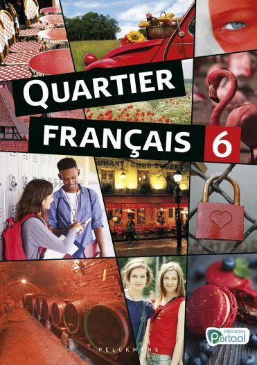 Quartier français 6 Livre de l'élève