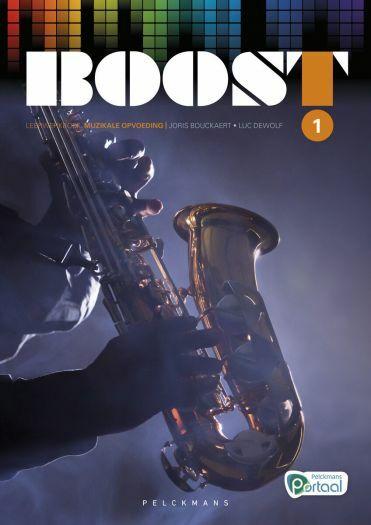 Boost! 1 Leerwerkboek (editie 2016)