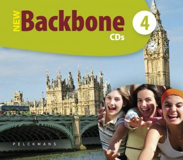 New Backbone 4 CDs