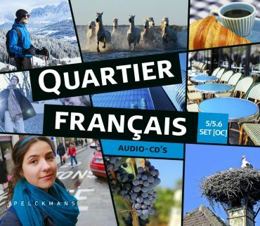 Quartier français 5 / 5/6 SET(OC) audio-cd's