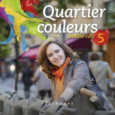 Quartier couleurs 5 audio-cd