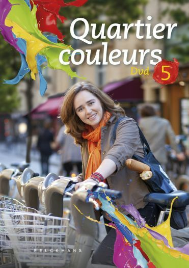 Quartier couleurs 5 dvd