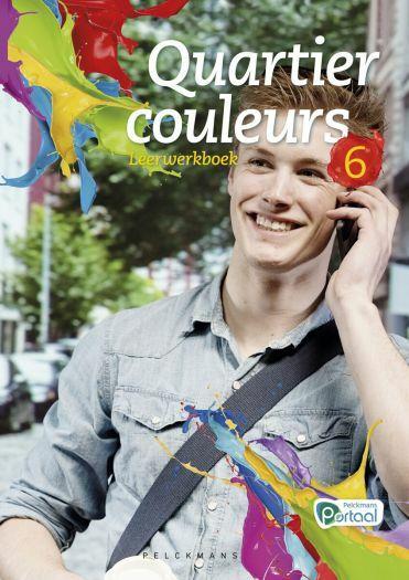 Quartier couleurs 6 leerwerkboek