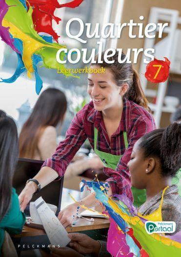 Quartier couleurs 7 leerwerkboek